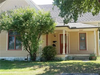 Grapevine Residential Lease For Lease: 507 Church Street