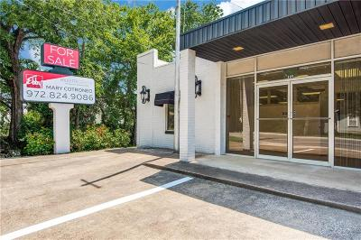 Denton Commercial For Sale: 809 N Elm Street