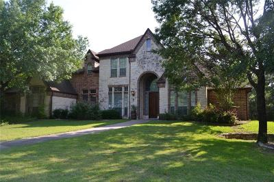 Aledo Single Family Home For Sale: 356 Creek Bend Drive