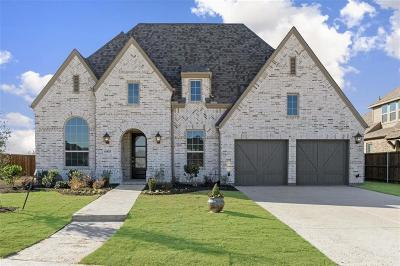Flower Mound Single Family Home For Sale: 6905 Broomsedge Drive