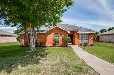 Rowlett Single Family Home For Sale: 7414 Airline Drive