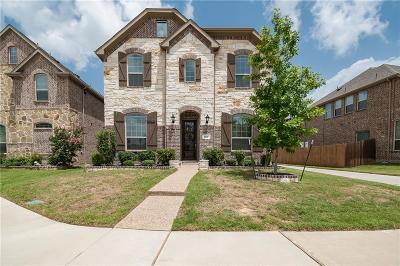 Euless Single Family Home Active Option Contract: 600 Rustic Lane