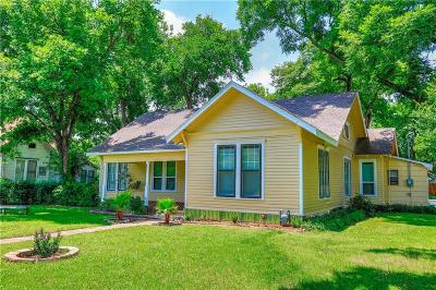 Cooke County Single Family Home For Sale: 809 N Dixon