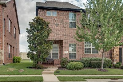Irving Townhouse Active Option Contract: 8640 Iron Horse Drive