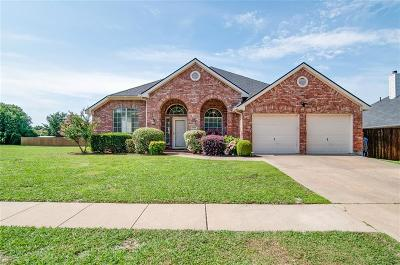 Rowlett Single Family Home Active Option Contract: 7501 Sand Pine Drive