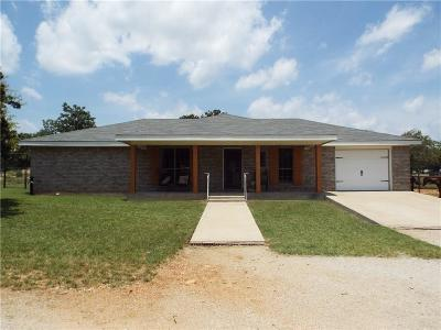 Eastland Single Family Home For Sale: 8118 Interstate 20
