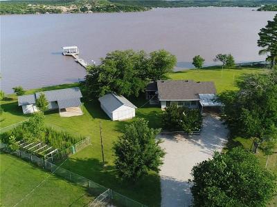 Possum Kingdom Lake TX Single Family Home For Sale: $585,000