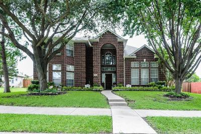 Rowlett Single Family Home For Sale: 7509 Silver Lake Drive