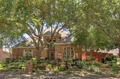 Single Family Home For Sale: 17907 Benchmark Drive