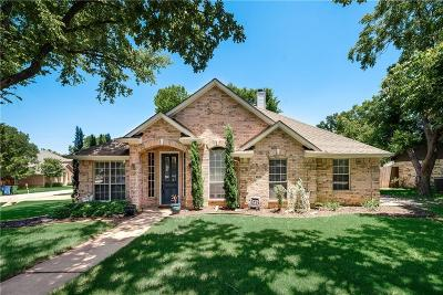 Flower Mound Single Family Home Active Option Contract: 4626 Birch Street