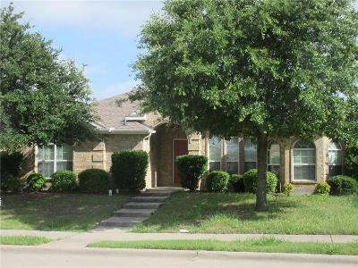 Rockwall Single Family Home For Sale: 1222 Blue Brook Drive