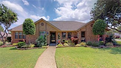Denton County Single Family Home For Sale: 419 Copperas Trail