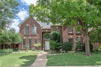 Dallas County, Denton County, Collin County, Cooke County, Grayson County, Jack County, Johnson County, Palo Pinto County, Parker County, Tarrant County, Wise County Single Family Home For Sale: 8704 Digby Drive