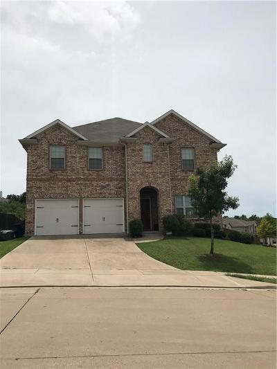 Dallas Single Family Home For Sale: 6146 Barnacle Drive
