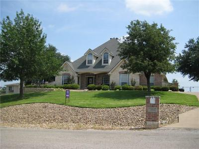 Parker County, Tarrant County, Hood County, Wise County Single Family Home For Sale: 2014 W Emerald Bend Court