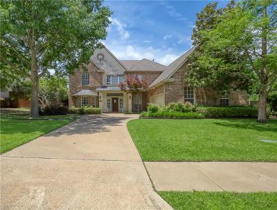 Richardson Single Family Home For Sale: 3315 Meadow Wood Drive