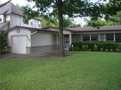 Dallas Single Family Home For Sale: 9106 Larchwood Drive