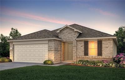Denton County Single Family Home For Sale: 1508 Trace Drive