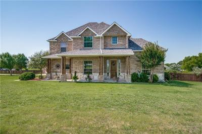 Grayson County Single Family Home Active Option Contract: 151 Whispering Winds Drive