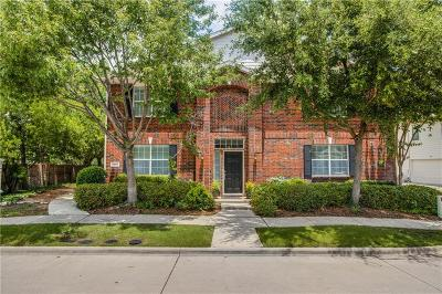 Collin County Townhouse For Sale: 4960 Heather Glen Trail