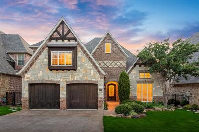 Colleyville Single Family Home For Sale: 6208 Rock Dove Circle