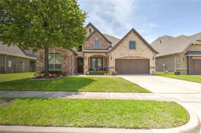 Euless Single Family Home Active Contingent: 307 Running Bear Court
