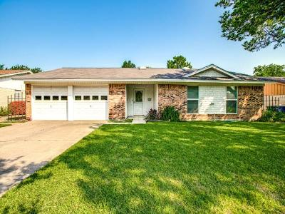 Carrollton Single Family Home For Sale: 2019 Inverness Drive