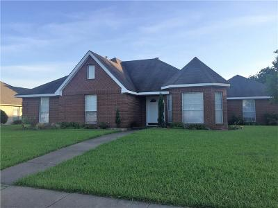 Forney Single Family Home For Sale: 304 E Church Street