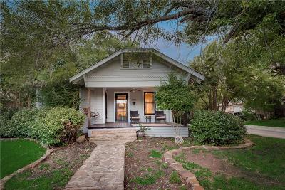 Waxahachie Single Family Home For Sale: 219 Kirven Avenue