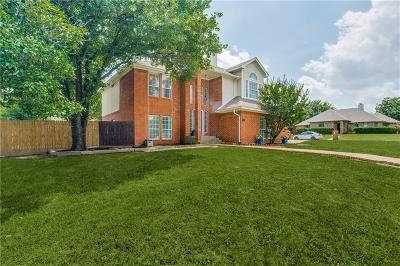 Kennedale Single Family Home Active Kick Out: 200 E Mistletoe Drive