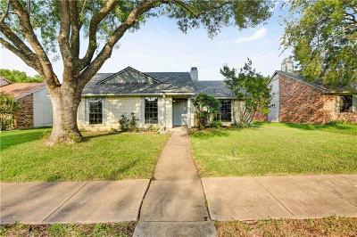 Garland Single Family Home For Sale: 1606 Chablis Street