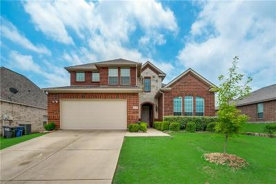 Wylie Single Family Home Active Option Contract: 1330 Lake Trail Court
