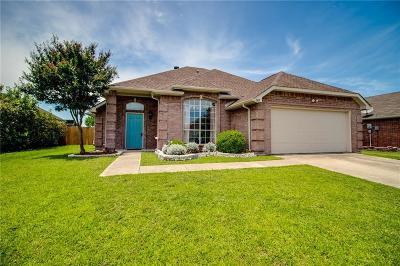 Forney Single Family Home For Sale: 907 Bermuda Street