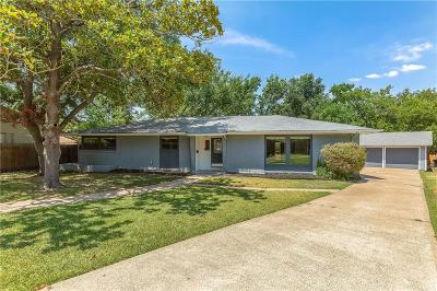 Single Family Home For Sale: 3559 Woodleigh Court
