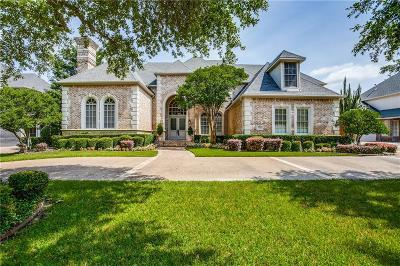 Preston Hollow Single Family Home For Sale: 6523 Waggoner Drive