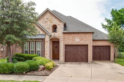 Flower Mound Single Family Home For Sale: 3217 Walnut Grove Place
