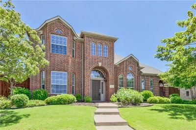 Frisco Single Family Home For Sale: 645 Deerwood Lane