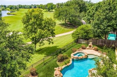 McKinney Single Family Home Active Option Contract: 1541 Timber Edge Drive