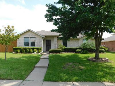 Rockwall Single Family Home For Sale: 3015 Pine Ridge Drive