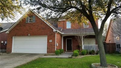 Denton County Single Family Home For Sale: 2517 Brandywine Drive