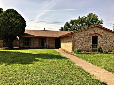 Denton County Single Family Home For Sale: 1501 Amherst Drive