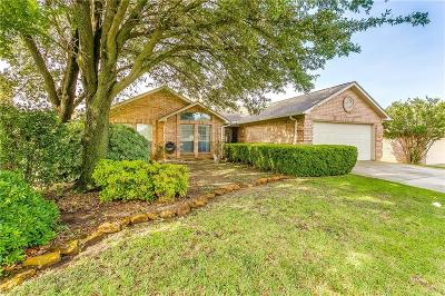 North Richland Hills Single Family Home For Sale: 6704 Moss Lane