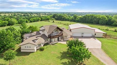 Collin County Farm & Ranch For Sale: 4807 Geren Trail