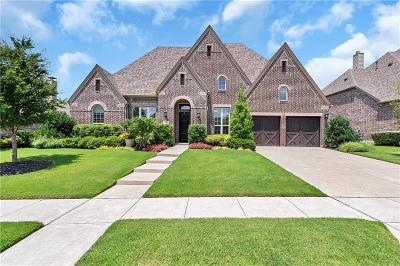 Prosper Single Family Home Active Option Contract: 900 Moss Glen Drive