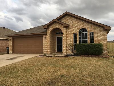 Fort Worth Single Family Home Active Option Contract: 10513 Braewood Drive