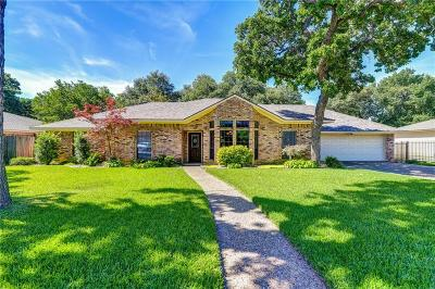 Irving Single Family Home For Sale: 1518 E Union Bower Road