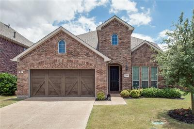 Lewisville Single Family Home For Sale: 2608 Cole Castle Drive