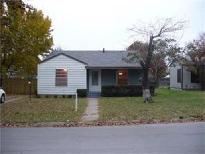 Haltom City Residential Lease For Lease: 2005 Fincher Road