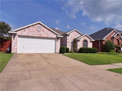 Grand Prairie Single Family Home For Sale: 3412 Braes Meadow Drive