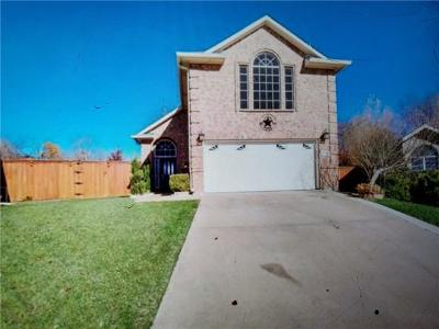 Carrollton Single Family Home For Sale: 1720 Park Height Circle